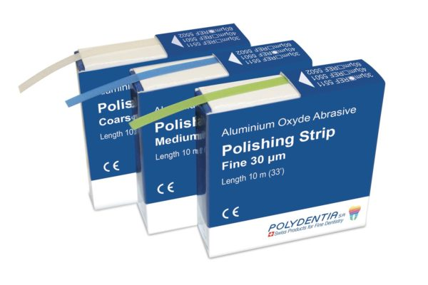 Polydentia Abrasive Polishing Strip