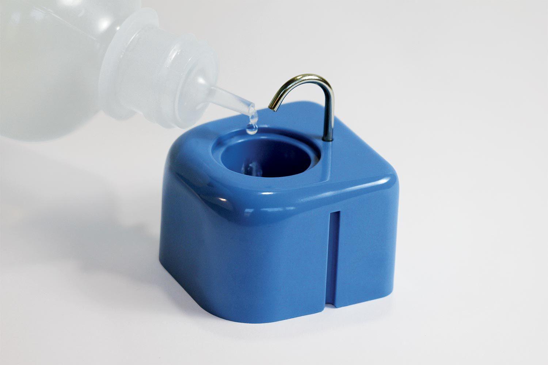 Hy-Drop praktischer hygienischer Flüssigkeitsspender