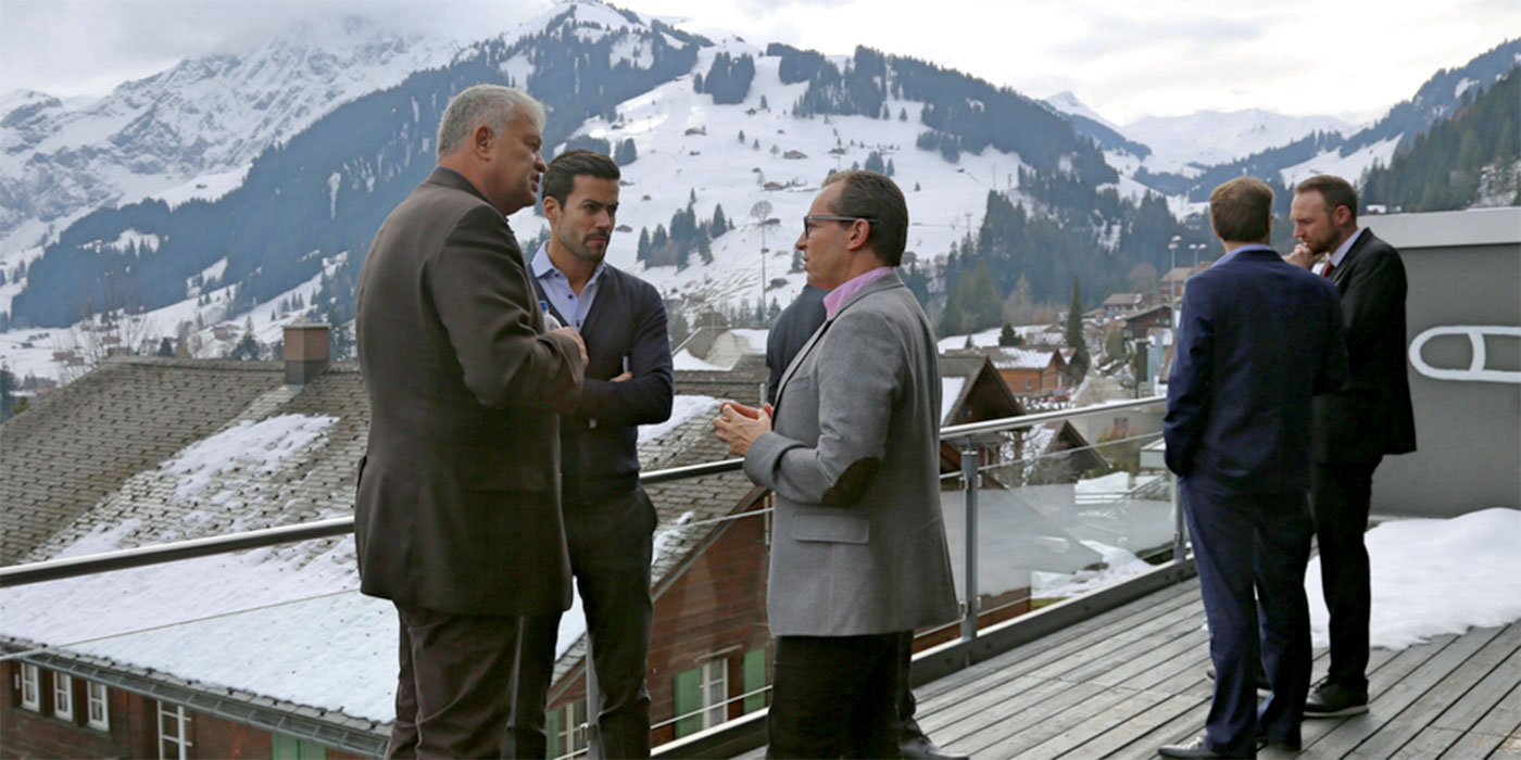 ASDI meetintg in AdelBoden - Swiss Dental Industry
