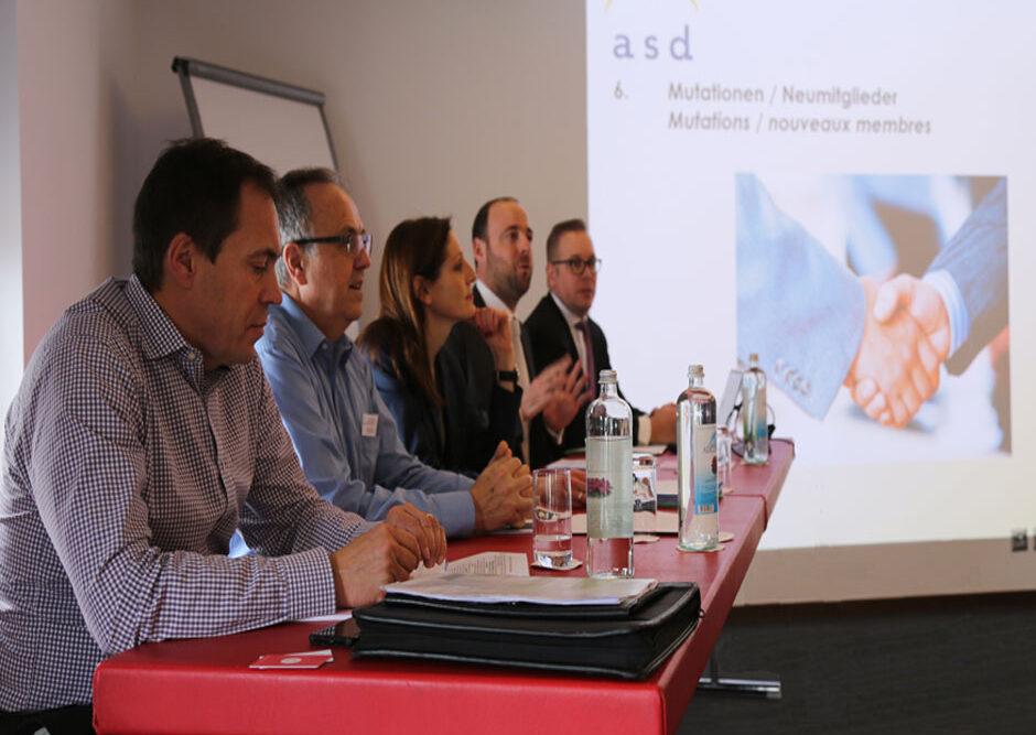 ASDI board of directors
