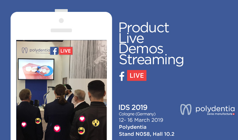 facebook live ids cologne 2019 restorative