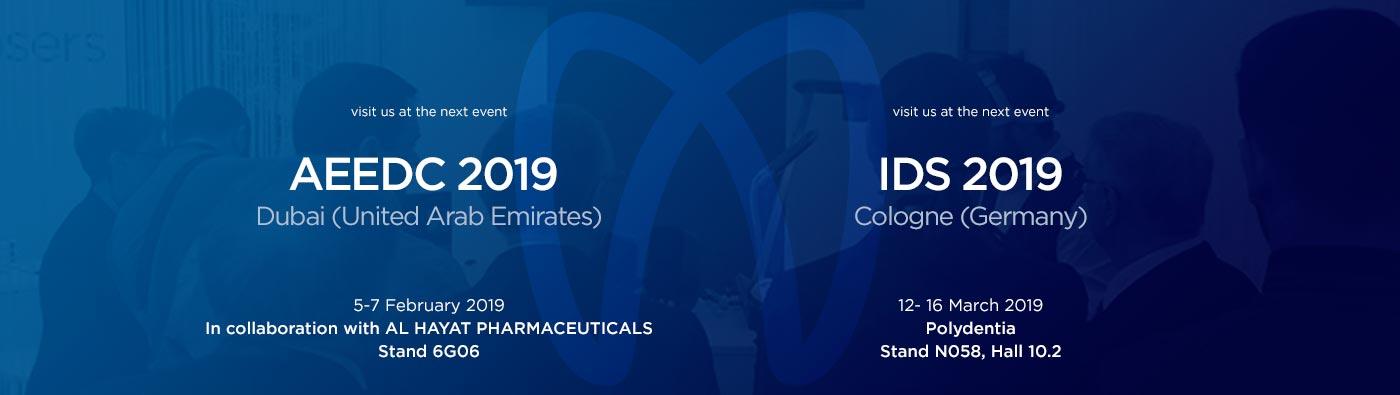 aeedc 2019 dubai ids 2019 cologne dental