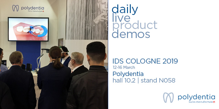 live demos cologne ids 2019