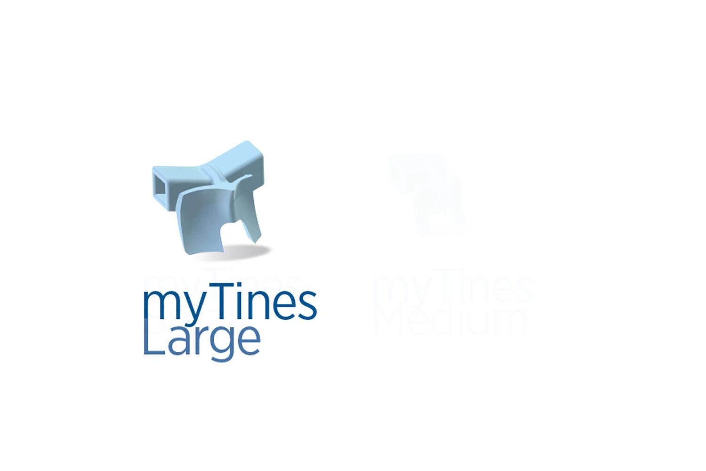 myTines Large teilmatrizensystem breiter Kavität