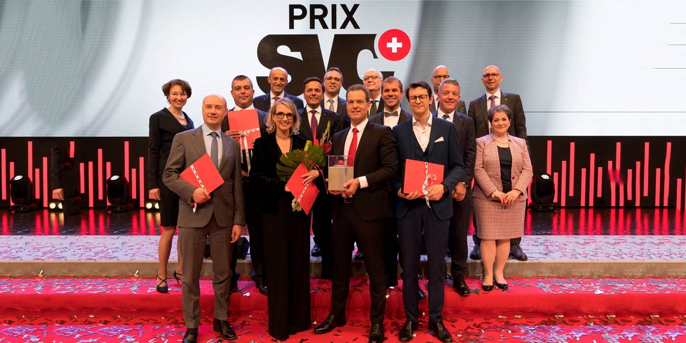 Best Swiss Company Award Gala