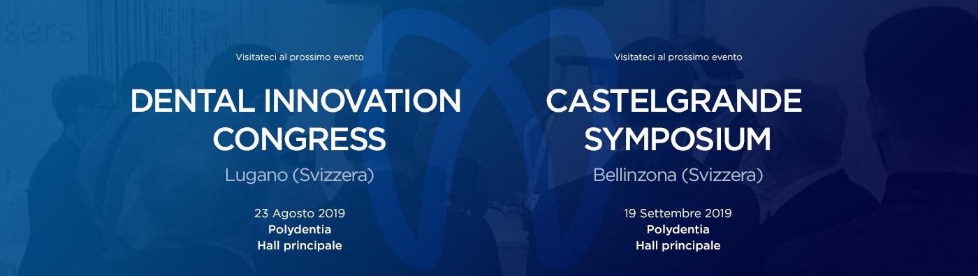 Dental Innovation Congress Lugano Castelgrande Symposium Bellinzona