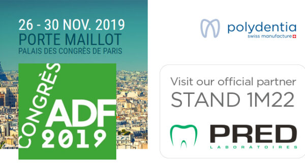 ADF Paris 2019 Polydentia- asociación dental francesa