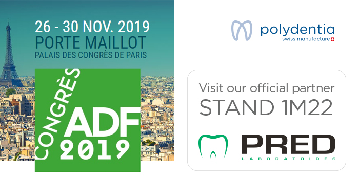 ADF Paris 2019 Polydentia - association dentaire française