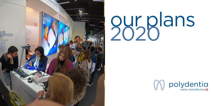 le nostre innovazioni dentali e i nostri piani 2020