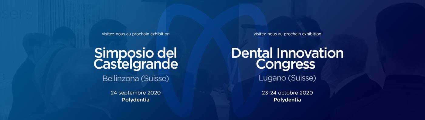 Castelgrande Symposium - Dental Innovation Congress - congrès dentaires