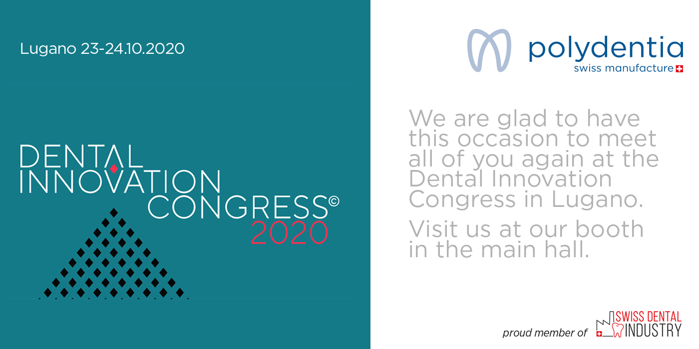 Dental Innovation Congress 2020, Lugano, Switzerland - Polydentia