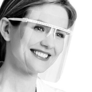 Vista-Tec laStoria protective face-shield w