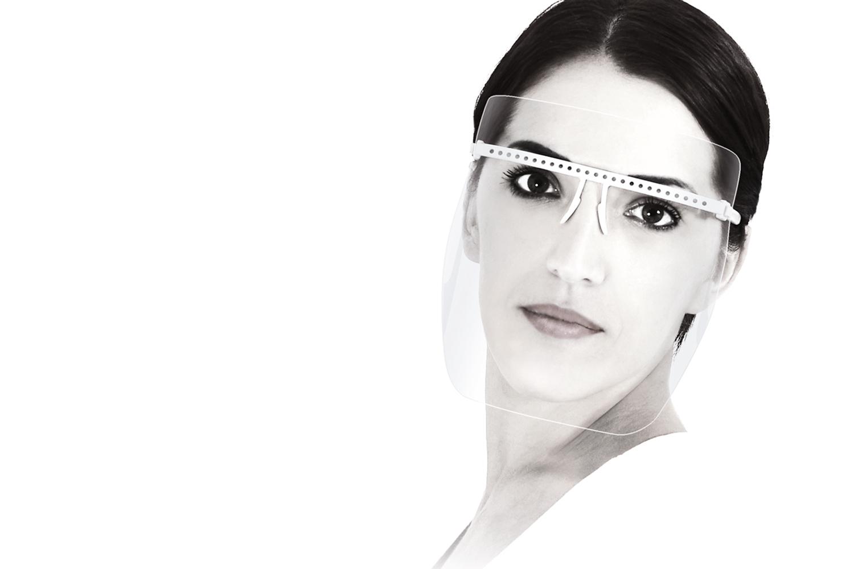 Vista-Tec laStoria protective faceshield